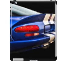 1995 Dodge Viper R/T Coupe IV iPad Case/Skin