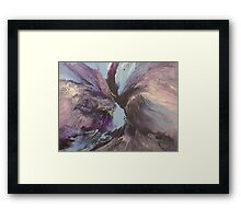 'Determination' may be.... Framed Print