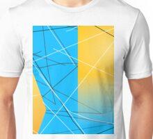 Abstract Shower Unisex T-Shirt