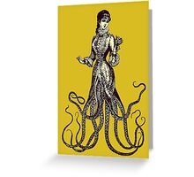 Lady Catherine Thulhu  Greeting Card