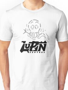 Lupin Central - Smoke Gun! Unisex T-Shirt