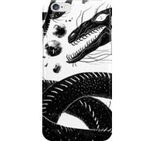 River Monster iPhone Case/Skin