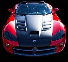 Dodge Viper Roadster 'Bonnet' by DaveKoontz