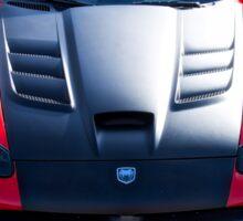 Dodge Viper Roadster 'Bonnet' Sticker