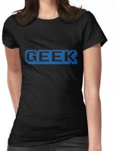 GEEK Womens Fitted T-Shirt