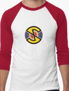 Spectrum is Green Men's Baseball ¾ T-Shirt