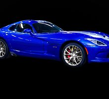 201X Dodge Viper STS Coupe by DaveKoontz