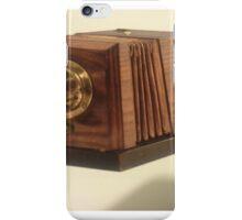 Lewis daguerreotype camera 1851 iPhone Case/Skin