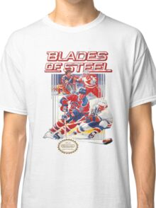 NES Blades of Steel  Classic T-Shirt