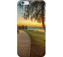 Birstonas in evening iPhone Case/Skin