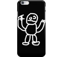 Dieux Des Connards  iPhone Case/Skin