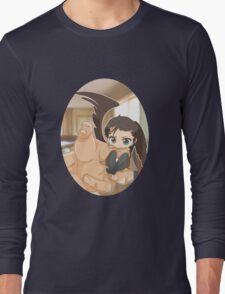 Chibi Castiel Long Sleeve T-Shirt