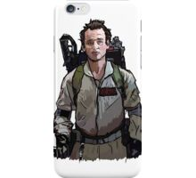 Ghostbusters - Peter Venkman (Bill Murray) iPhone Case/Skin