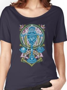 Libra Scales Constellation Women's Relaxed Fit T-Shirt