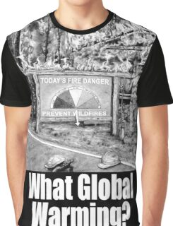 What Global Warming? 2 Graphic T-Shirt