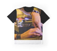 The hands of the DJ Graphic T-Shirt