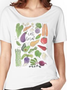 Eat More Veggies Women's Relaxed Fit T-Shirt