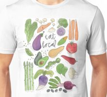 Eat More Veggies Unisex T-Shirt