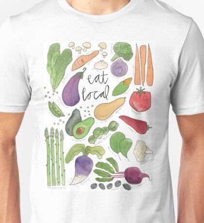 Eat More Veggies Unisex T-Shirt