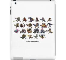 Overwatch Sprays iPad Case/Skin