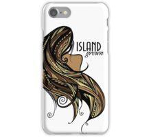 Island Grown Tapa iPhone Case/Skin