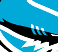 SHARKS Cronulla Butherland Sticker