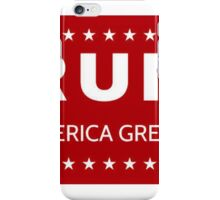 Donald Trump - 1 iPhone Case/Skin