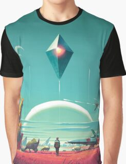 Paradise - No Mans Sky Graphic T-Shirt
