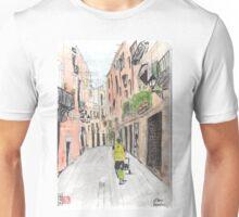Barcelona - El Born Neighborhood Unisex T-Shirt
