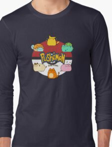 Pushemon! Long Sleeve T-Shirt