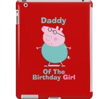 Daddy (HBD) girl iPad Case/Skin