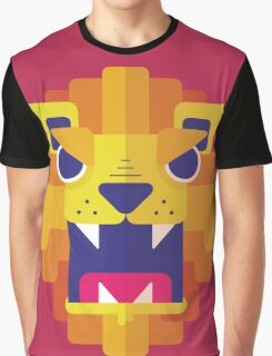 The Big Cat King Graphic T-Shirt