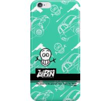 Lupin Central - Fiat 500 iPhone Case/Skin