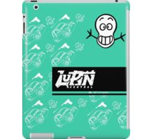 Lupin Central - Fiat 500 iPad Case/Skin