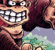 Donkey Kong is Here! Sticker