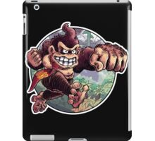 Donkey Kong is Here! iPad Case/Skin