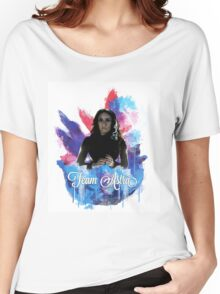 Team Astra colour splash Women's Relaxed Fit T-Shirt