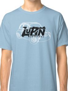 Lupin Central - Fiat 500 Classic T-Shirt
