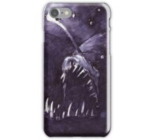Deep Space Angler Fish iPhone Case/Skin