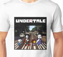 Undertale Abbey Road Unisex T-Shirt
