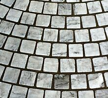 Paving Stones © by Ethna Gillespie