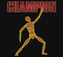 Call me a Champion by bodTees