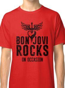 Supernatural Quote  Bon Jovi rocks Classic T-Shirt