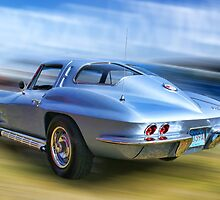 Speed,Style,......And Beauty ( 63 Vette ) by JohnDSmith