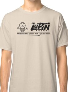 Lupin Central - Home is where our site is! Classic T-Shirt
