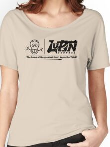 Lupin Central - Home is where our site is! Women's Relaxed Fit T-Shirt