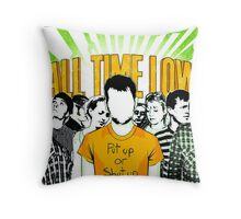 All Time Low, Put Up Or Shut Up Cushion Throw Pillow