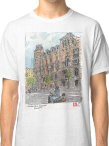 Jardins de la Univeristat, Barcelona Classic T-Shirt