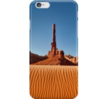Totem Pole Sands iPhone Case/Skin