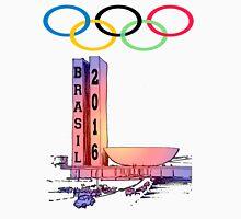Olympics rio Brazil 2016 sport Unisex T-Shirt